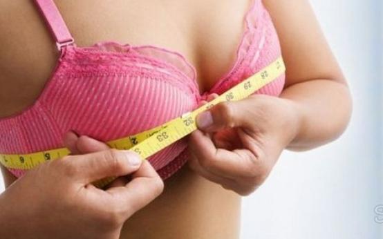 Физические упражнения для увеличения и упругости мышц груди