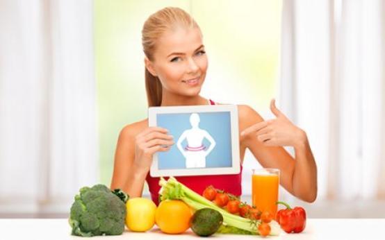Меню диеты на неделю для похудения живота и боков