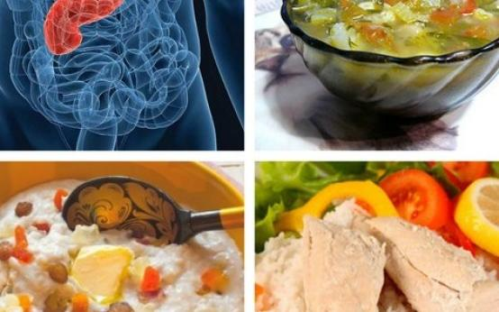 Диета при панкреатите хроническом и остром, а также холецистите