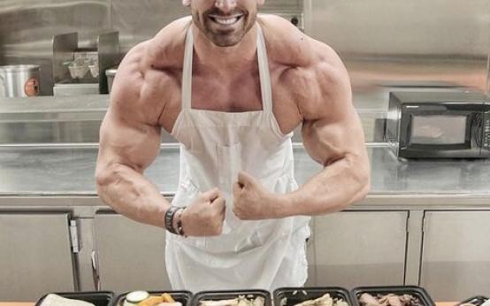 Белковая протеиновая диета для набора мышечной массы: пример меню