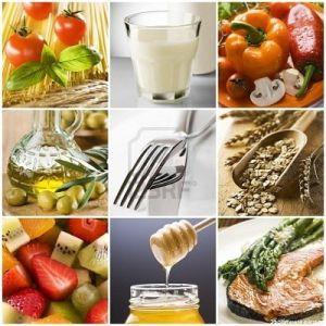 Набор продуктов для диеты