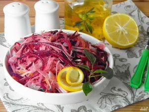 Вариант салата