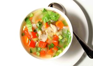 Волшебный суп из сельдерея