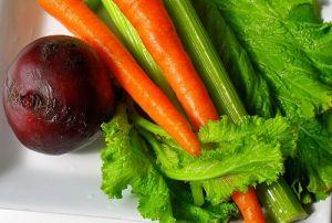 Морковь со свёклой