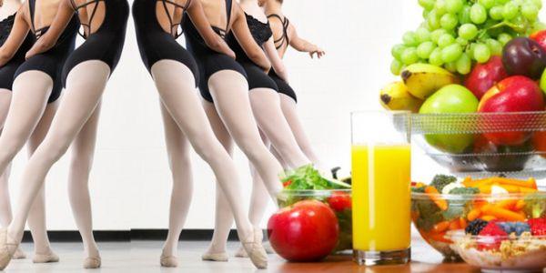 Диета для балерин