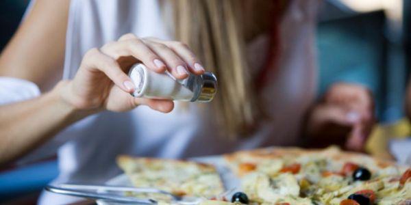 Еда без соли