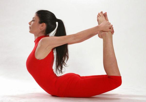 Упражнение утренней зарядки