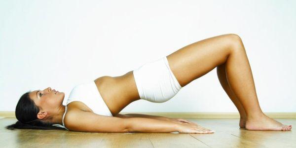 Упражнение калланетики