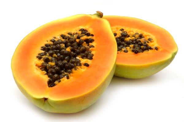 Плод папайя