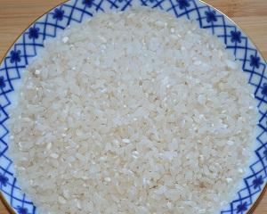 На рисе