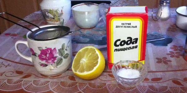 Похудение с содой