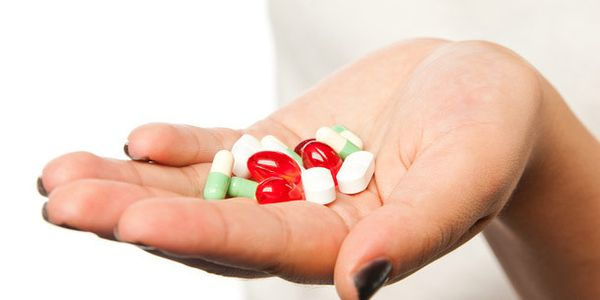 Похудение с таблетками
