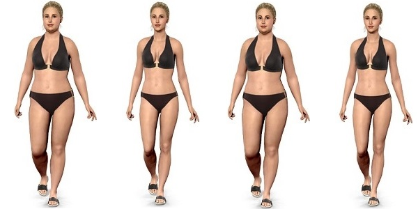 Похудеть за месяц