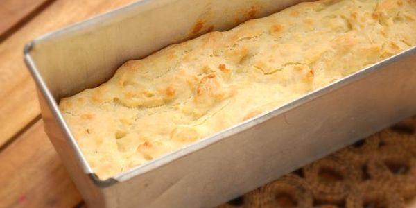 Бездрожжевой хлеб в форме