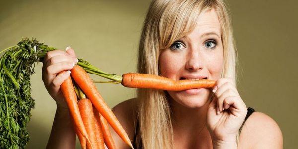 Диета морковная
