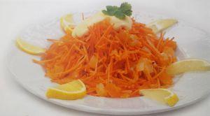Морковь с лимоном