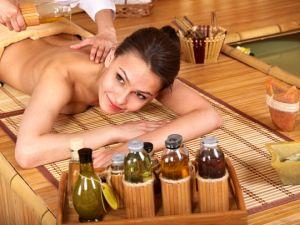 Ароматическое масло для  обертывания