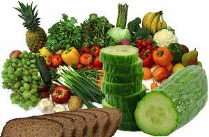 Рацион диеты