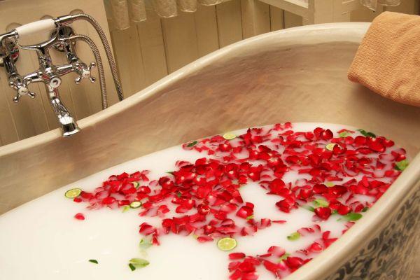 Ароматная ванна