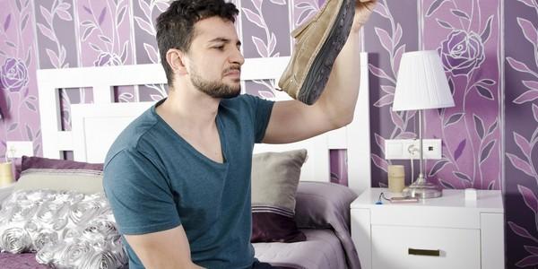 как устранить потливость ног