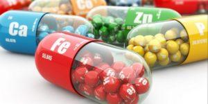 рекомендации о том, как совмещать витамины