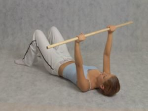 В какое время дня лучше проводить упражнения с палкой