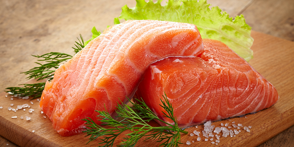 сколько калорий в рыбе горбуше