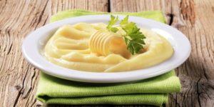 калорийность вареного картофеля