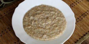 калорийность пшеничной каши