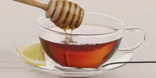 мед при похудении