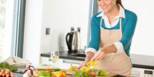 салат с маслом тыквы