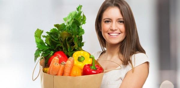 калорийность тушеных овощей