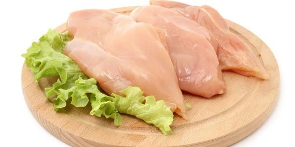 калорийность куриного филе на 100 гр