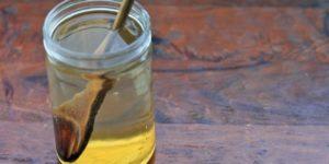 классический рецепт медовой воды