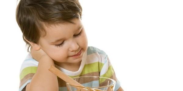 медовая вода для детей