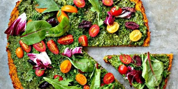 диетическая пицца рецепты