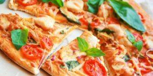 пицца на ржаной муке