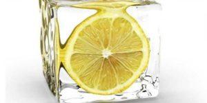 замороженный лимон польза