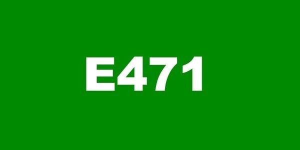польза и вред е471