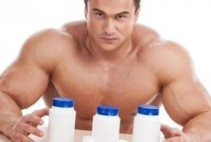 Как пить протеин и гейнер вместе