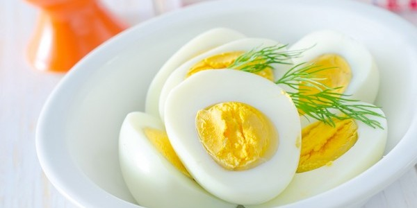 Калорийность вареных яиц