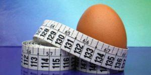 похудение на вареных яйцах