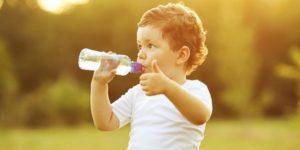 Суточная норма потребления жидкости для детей