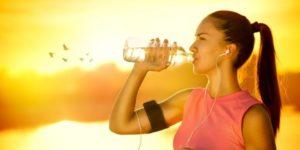 Питьевой режим и гидратация в период диеты