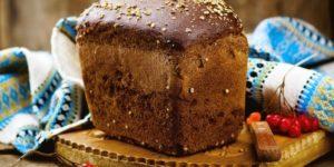 Рецепт бородинского хлеба на закваске с солодом