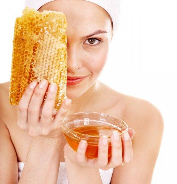 польза меда для женщин