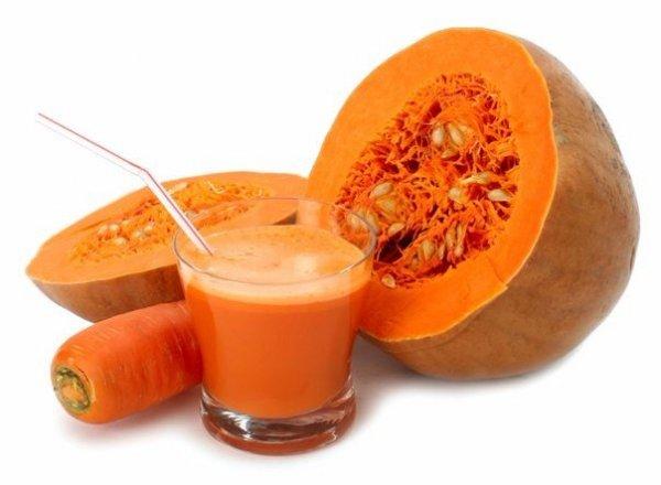напиток с морковкой