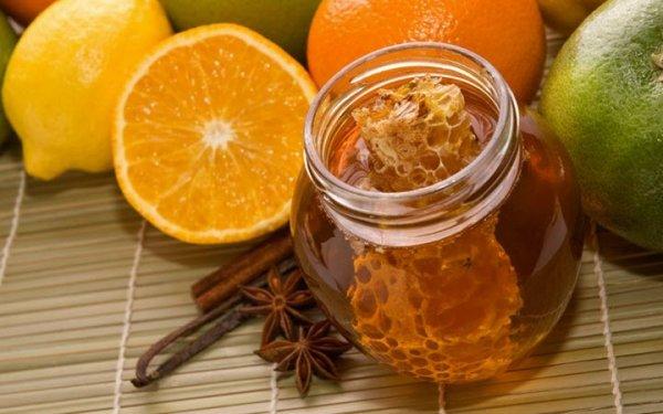 напиток с корицей и лимоном