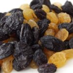 калорийность сушеного винограда