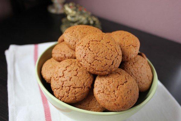 ржаное печенье